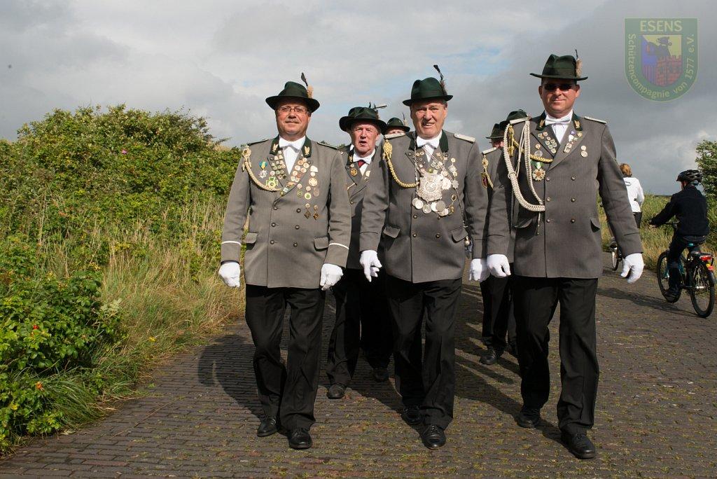 Schützenfest Langeoog