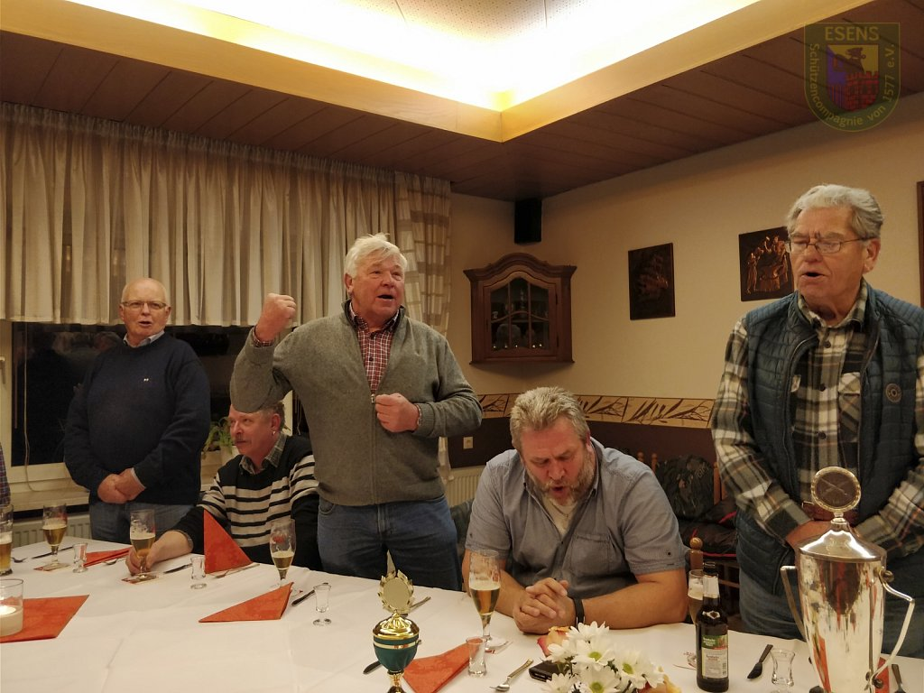Bosseln gegen Wittmund